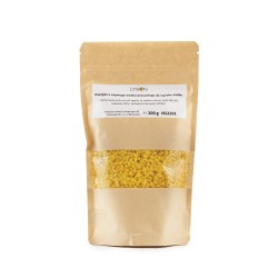 Pure beeswax pastilles for making candles, 200 g